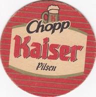 CHOP KAISER PILSNER. CERVEZA BEER CIRCA 1900s POSAVASOS MAT - BLEUP - Bierviltjes