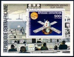 Centrafrique Viking Mars (A53-743a) - Telecom