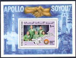 Mauritanie Apollo Soyouz MNH ** Neuf SC (A53-746a) - Mauritanie (1960-...)