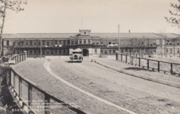 Beppu Japan, Research Institue Kyushu Imperial University, School Building, Auto, C1920s/30s Vintage Postcard - Japan