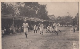 Japan, Meiseigakko Athletic Meeting, Men Race, 11 October 1929 Track Event, C1920s Vintage Postcard - Japan