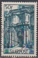 Saarland 1948 MiNr. 251 Gest.Wiederaufbau Des Saarlandes ( 8451) Günstige Versandkosten - 1947-56 Protectorate