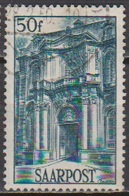 Saarland 1948 MiNr. 251 Gest.Wiederaufbau Des Saarlandes ( 8452) Günstige Versandkosten - 1947-56 Protectorate