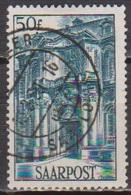 Saarland 1948 MiNr. 251 Gest.Wiederaufbau Des Saarlandes ( 8453) Günstige Versandkosten - 1947-56 Protectorate