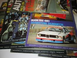 Revue   AUTO HEBDO LES PLUS ANCIENS  NUMEROS  A L UNITE  OU PAR LOT Prix Dégressif - Auto/Motor