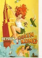 Cecile ROUBIO Beyouk  Queen Kong, Avions , Gratte Ciels - Illustrateurs & Photographes