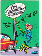 SIRO Ed  Borde  N°87   - Humour  Les Contractuels - Pendaison Pendu -   CPSM  10,5x15 BE Neuve - Illustrateurs & Photographes