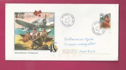 PAP N° 24-E  De 2011 Pour La France - Oblitération De Atuona Hiva Oa Marquises - Prêt-à-poster