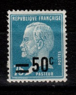 YV 219 N* Pasteur Cote 4 Euros - Nuevos