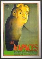 Carte Postale : Les Rapaces (cinema Affiche Film) Illustration Fix-Masseau - Illustrateurs & Photographes