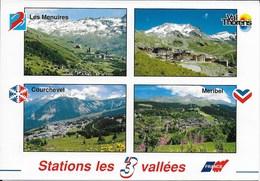 Val Thorens - Stations Des Trois Vallées : Les Menuires, Courchevel Et Meribel - Val Thorens