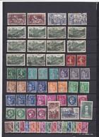 FRANCE VRAC 1937 / 1943   Oblitérés     NB = 335 Dont Doubles  - REF 24-24 - Stamps