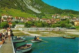 Molveno Al Lago M. 860 - Imbarcadero - (Trentino) - Italia
