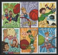 Australien 2009 - Mi-Nr. 3287-3292 I ** - MNH - Sport - 2000-09 Elizabeth II