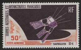 TAAF 1966 - Mi-Nr. 35 ** - MNH - Raumfahrt / Space (II) - Terres Australes Et Antarctiques Françaises (TAAF)