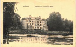 BONEFFE  Château Du Comte De Méus. - Eghezée