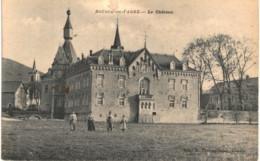 BOUSSU-EN-FAGNE  Le Château. - Eghezée