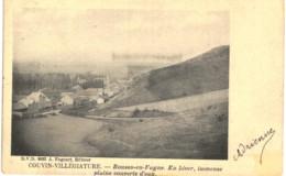BOUSSU-EN-FAGNE   En Hiver, Immense Plaine Couverte D' Eau. - Eghezée
