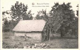 BRULY-DE-PêCHE   Salon De Coiffure D'hitler 1940. - Eghezée
