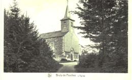 BRULY-DE-PêCHES    L' église. - Eghezée