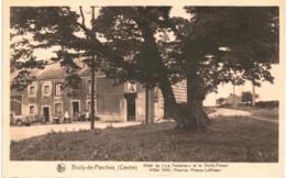 BRULY-DE-PêCHES    Hôtel De La Fontaine Et Le Wolfs-palast. - Eghezée