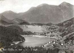 Pinè (Trento) M. 1000 S.m. - I Laghi - Italia