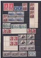 FRANCE VRAC NEUFS XX      12 PAGES    - REF 24-24 - Vrac (max 999 Timbres)