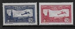 France - PA N° 5 Et 6 ** - Cote : 94 € - Airmail