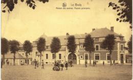 LE BRULY    Maison De Oeuvres Façade Principale. - Couvin
