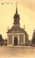 LE BRULY  L' église. - Couvin