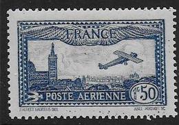 France - PA N°  6 * - Cote : 26 € - Airmail