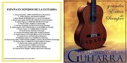 Superlimited Edition CD ESPANA EN SONIDOS DE LA GUITARRA - Instrumental