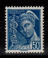 YV 414A N** Mercure Cote 5 Euros - France
