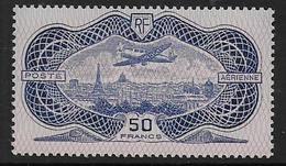 France - PA  N°  15 ** -  Cote : 1500 € - Airmail