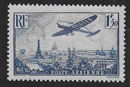 France - PA  N°  9 ** -  Cote : 30 € - Airmail