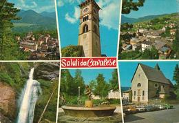 Saluti Da Cavalese - Vedute - Italia