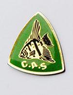 Pin's Poisson CAS - ANIMAUX - Animals