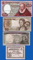 Portugal 4  Billets - Portugal