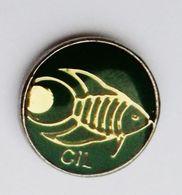 Pin's Poisson CIL - ANIMAUX - Animals