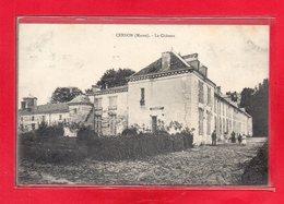 51-CPA CERNON - France