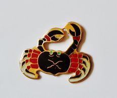 Pin's Crabe - ANIMAUX - Dieren