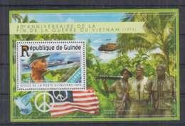 F89. Guine-Bissau - MNH - 2015 - Militarie - War Vietnam - Bl - Militaria