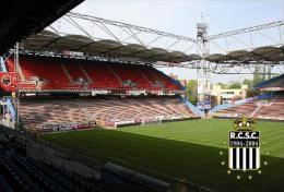 Stadium Pays De Charleroi (R Charleroi SC,Belgium) Postcard - Size: 15x10 Cm. Aprox. - Fútbol
