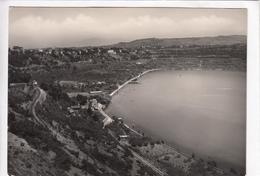 CASTEL GANDOLFO, Il Lago E La Via Dei Laghi, Italy, Unused Real Photo Postcard [22728] - Roma (Rome)