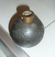 WW1/ Grenade Boule Mle 1847 Modifiée 14 TBE - 1914-18