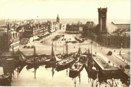 OOSTENDE - Ernest Feysplaats - Oostende