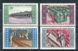 Congo 1970. Yvert 246-49 ** MNH. - Congo - Brazzaville
