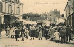 Lot De 50 CPA Foire Et Marché Très Belles Animations - Postcards