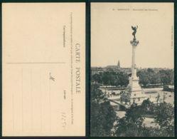 OF [ 18257 ] - FRANCE - BORDEAUX - MONUMENT DES GIRONDINS - Bordeaux