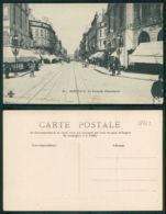 OF [ 18262 ] - FRANCE - BORDEAUX - LE COURS DE L'INTENDANCE TRES ANIMÉE MAGAZINS - Bordeaux